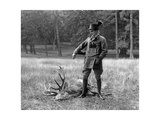 Hunter, 1920S Photographic Print by  Scherl