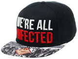The Walking Dead - Infected Snapback Hat