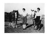 Deutsche Frauen in Namibia, 1935 Photographic Print by  Scherl