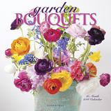 Garden Bouquets - 2016 Calendar Calendriers