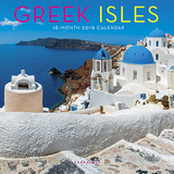 Greek Isles - 2016 Mini Calendar Calendars