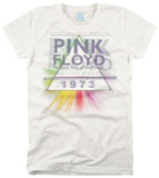 Juniors: Pink Floyd - Dark Side Mist T-shirts