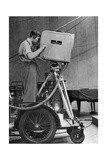 Historic Television Camera, 1938 Photographic Print by  Knorr & Hirth