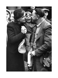 French Family in Paris, 1937 Photographic Print by  Scherl