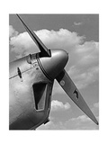 Motor einer Fieseler F 5, 1935 Photographic Print by  Knorr & Hirth