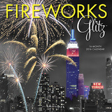 Fireworks Glitz - 2016 Calendar Calendriers