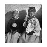 Ägyptische Jungen, 1934 Photographic Print by Scherl Süddeutsche Zeitung Photo