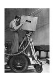 Historische Fernsehkamera, 1938 Photographic Print by  Knorr & Hirth