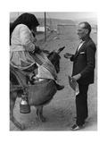 Bevölkerung auf Gran Canaria, 1934 Stampa fotografica di  Scherl
