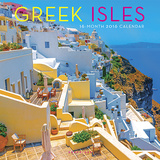 Greek Isles - 2016 Calendar Calendriers