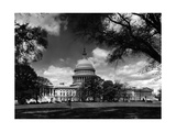 Capitol in Washington D.C. Photographic Print by  Scherl