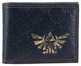 Zelda - All Over Emboss With Gold Foil Bi-Fold Wallet Wallet