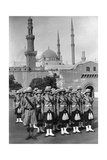 British Soldiers in Cairo, Ca. 1930's Photographic Print by  Knorr & Hirth