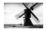 Windmill Near Gdansk, 1936 Photographic Print by  Scherl