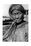 Siberian Woman, 1934 Photographic Print by  Scherl