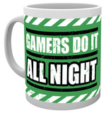 Gaming - All Night Mug Tazza