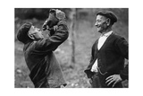 Men in Spain, 1929 Photographic Print by  Scherl