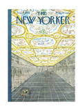 The New Yorker Cover - June 27, 1964 Regular Giclee Print by Anatol Kovarsky