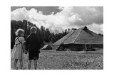 German Settlers in Russia, 1930S Photographic Print by  SZ Photo