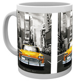 New York - Taxi No 1 Mug - Mug