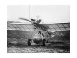 German Flying Machine, 1938 Photographic Print by  Scherl