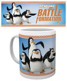 Penguins of Madagascar - Battle Formation Mug Becher