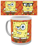 Spongebob - Faces Mug Mug