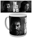 The Last of Us - Black And White Mug Mok