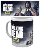 The Walking Dead - Carol and Daryl Mug Krus
