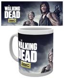 The Walking Dead - Carol and Daryl Mug Taza
