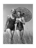 1930's Swimwear Photographic Print by  Scherl