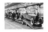 Automobile Industry in Austria, 1936 Photographic Print by  Scherl