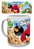 Angry Birds - Destroy Mug Tazza