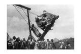 Swing in the Ussr, 1929 Photographic Print by  Scherl