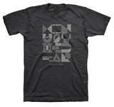 Minus the Bear - Geometric (slim fit) T-shirts