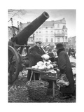Marketplace in Pila, 1936 Photographic Print by  Scherl