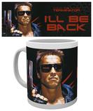 The Terminator - I'll Be Back Mug Taza