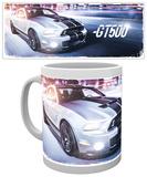Ford Shelby GT500 2014 Mug - Mug