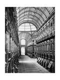SZ Photo - Galleria Vittorio Emanuele II in Mailand, 1930er Jahre - Fotografik Baskı