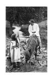 Chuvash People, 1916 Fotografisk tryk af Scherl