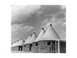 Huts for Workers at the Suez Canal, 1939 Photographic Print by  Scherl