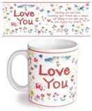 Love You Mug Mug