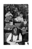 Pupils in Karelia, 1930S Photographic Print by  Scherl