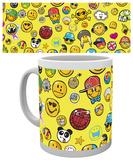 Smiley - Pattern Mug Mug