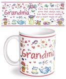 Grandma Mug Taza