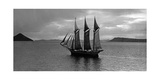 Japanese Sail Boat, 1942 Photographic Print by  Scherl