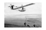 Gliding in the Rhoen Mountains, 1928 Photographic Print by  Scherl