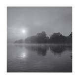 Sunrise on Lake Photographic Print by Henri Silberman