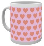 Valentines - Hearts Mug Mugg