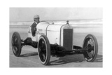 "Racing Driver Sig Haugdahl in His ""Daytona Special"", 1926 Photographic Print by  Scherl"